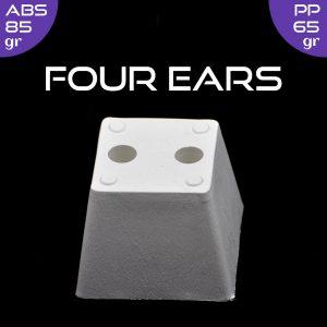 پایه پلاستیکی چهار گوش