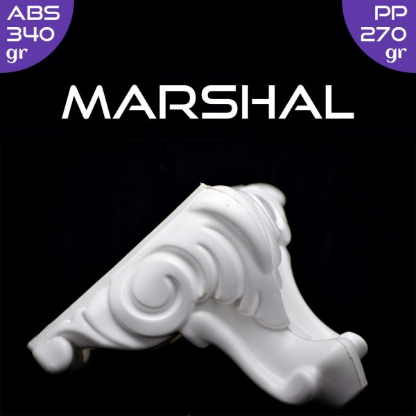 پایه مبل پلاستیکی مارشال